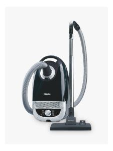 Miele 10660740, Complete, C2 Powerline Vacuum Cleaner, Black