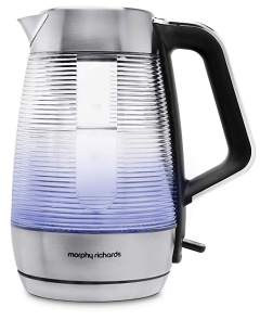 Morphy Richards 108010, Glass Wall Vectro Kettle