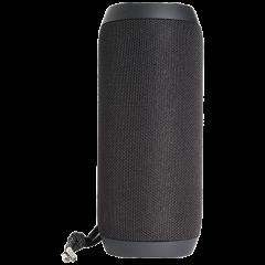 Denver BTS110BLACK, Bluetooth Speaker W/ FM Radio Tuner, Black