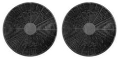Belling 12173000000860, Cooker Hood Carbon Filter, 110 x 20mm, Twin Pack