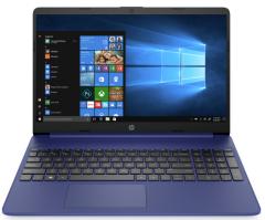 "HP 15s-eq1044na, 15.6"", Ryzen 5, 8GB/256GB, Laptop, Blue"