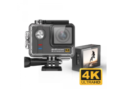 Go Extreme 20132, Hawk 4K Ultra HD Action Camera, Black