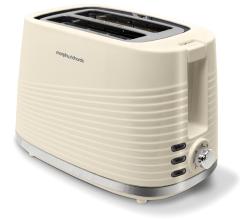 Morphy Richards 220027, Dune Toaster, Cream