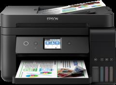 Epson XP4750 ECOTANK 4 in 1 WiFi Printer