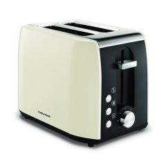 Morphy Richards 222059, Equip Toaster, Cream