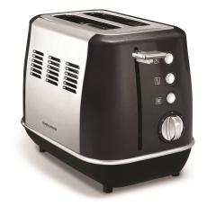 Morphy Richards 224405, Evoke Toaster, Black