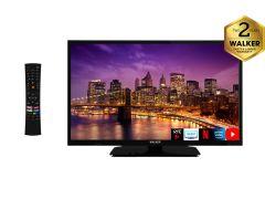 """WALKER 24WPS21BK 24"""" SMART 720P LED HDTV WITH WIFI"""