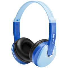 Groov-E 294911, Kids Bluetooth Headphones, Blue