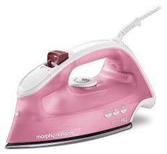 Morphy Richards Breeze 300291, 35G Steam Iron, Pink