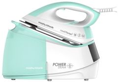 Morphy Richards 333300, Power Steam Generator Iron, Green/White