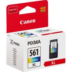 Canon CL561XL, 300 Pages Yield XL Colour Ink Cartridge