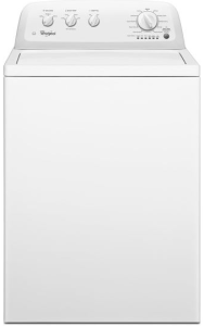 Whirlpool 3LWTW4705FW, Atlantis 15Kg, American Style, Washing Machine, White