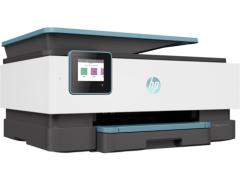 HP 3UC61B, OfficeJet Pro, All-in-One, Multifunction Colour Printer, Black/White