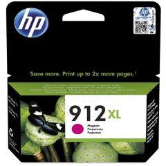 HP 912XL 3YL82AE, 10ML, 825 Page Yield, Printer Ink, Magenta