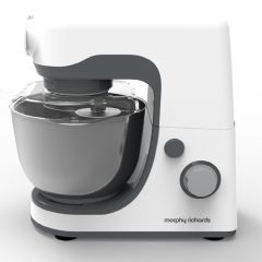 Morphy Richards 400023, Stand Mixers, Stainless Steel