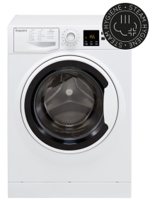 Hotpoint NSWA943CWW, 9KG, 1400RPM, Washing Machine, White