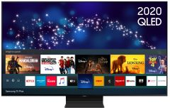 """Samsung QE55Q90TATXXU, 55"""", Smart 4K Ultra HD, HDR QLED TV"""