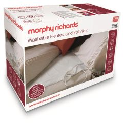 Morphy Richards 600114, Double, Under Blanket