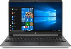 HP 15S-FQ0007NA Silver Laptop 7DX82EA