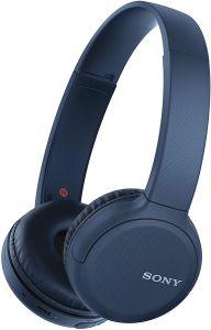 Sony WHCH510LCE7, Bluetooth Headphone, Blue