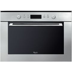 Whirlpool AMW820IX, Built In Microwave, Stainless Steel