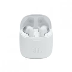 JBL Tune JBLT225TWSWHT, In-Ear Bluetooth Headphones, White