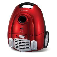 Morphy Richards 980540, Compact 700 Watt Vacuum Cleaner, Red