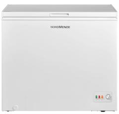 NordMende CF198WHA, 198L, Chest Freezer, White