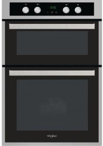 Whirlpool, AKL309IX, Built In, Double Oven, Stainless Steel