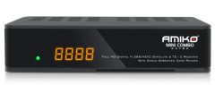 Amiko Mini Combo, HD Terrestrial, Free to Air Combi Box, Satellite System