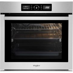Whirlpool, AKZ96270IX, Single Oven, Stainless Steel