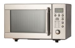 Powerpoint P22820DMSS, Freestanding, Microwave, Stainless Steel