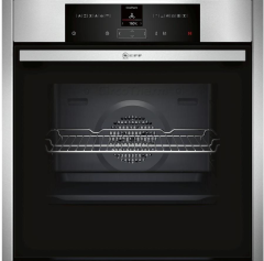Neff B15CR32N1B, Single Oven, Stainless Steel
