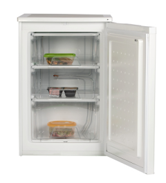 Belling BFZ87WH, 84.5 x 55cm, Under Counter Freezer, A+ Rating, White