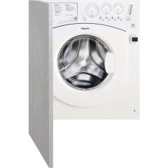 Hotpoint BIWDHG7148, 7/5KG, 1400rpm, Integrated Washer Dryer, White