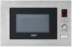Belling BIM60STA, Built in Microwave, Stainless Steel
