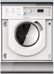 Indesit, BIWDIL7125UK, 7/6 Washer Dryer, Integrated, White