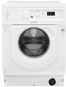 Indesit, BIWMIL71452, 7KG, 1400 Spin, Integrated, White