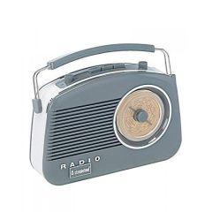 Brighton BRIGHTONGY, Retro Radio, Grey