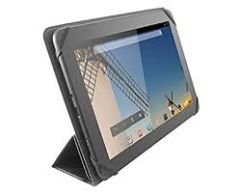 "BXFUT78RN KSIX REVERSIBLE UNIVERSAL CASE WITH STAND FOR TABLET 7""/ 8"" BLACK/ BLUE"