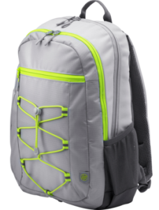 "HP 1LU23AA, 15.6"", Active Backpack, Grey/Yellow"