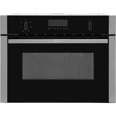 Neff C1AMG83N0B, Built-In Microwave With Grill, Stainless Steel
