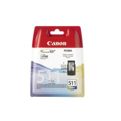 Canon CL-511, Colour Ink Cartridge