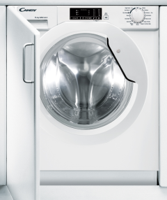 Candy CBWD8514D80, 8/5kg Dry, Integrated Washer Dryer - White