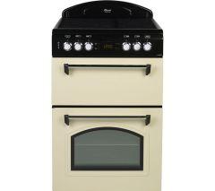 Leisure CLA60CEC, 60cm, Ceramic, Cooker, Cream