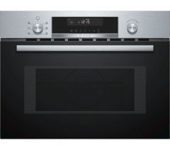 Bosch CMA585MS0B, Serie 6, Built-in Microwave, Stainless Steel