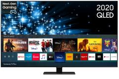 """Samsung QE55Q80TATXXU, 55"""", Smart 4K Ultra HD, HDR QLED TV"""
