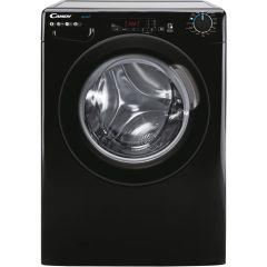 Candy CS148TBBE80, 8KG, 1400rpm, Washing Machine, Black