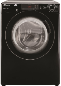 Candy CVS1482D3B, 8kg, 1400 Spin, Freestanding, Washing Machine, Black