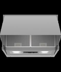 Neff D64MAC1X0B, Integrated Hood, Silver